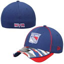ニューエラ New Era New York Rangers Royal Blue 39THIRTY Camstyle Flex Hat メンズ