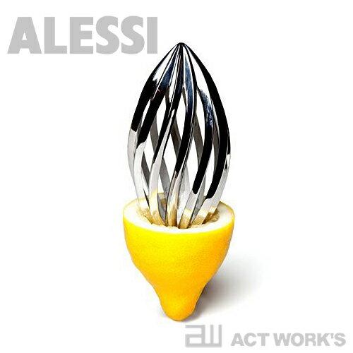 ALESSI mysqueeze シトラススクイーザー レモン絞り器 【アレッシィ デザイン雑貨 キッチン雑貨 アレッシイ マイスクイーズ ギフト 贈り物】 【ポイント10倍・送料無料】サッと絞れるオブジェのようなレモン絞り器