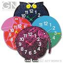 《全4種》GEORGE NELSON Zoo Timer Wall Clock(ズータイマーウォールクロック) ジョージネルソン 【デザイン雑貨 動物園 子供部屋 アニマル 掛時計 かけ時計 とけい 壁掛け 置き時計 アナログ 表示 置時計 オフィス 店舗 北欧】