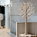 lovi Tree 200cm ツリー【ロヴィ オブジェ フィンランド 白樺 バーチ材 リビング デザイン雑貨】