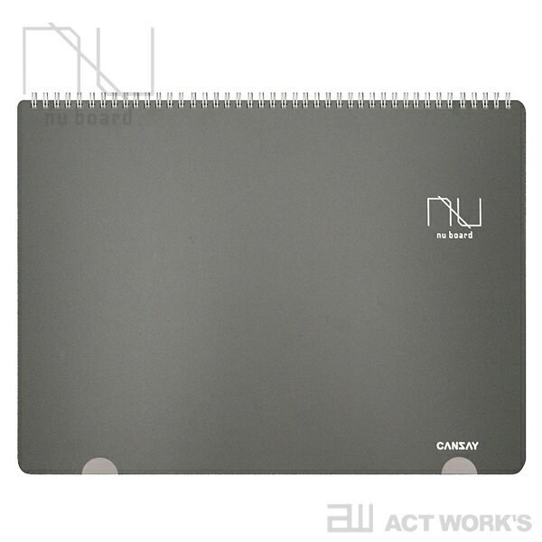 CANSAY nu board A3判 ヌーボード 【欧文印刷 筆記用具 ステーショナリー…...:actplus:10001146