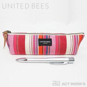 《全5色》unitedbees国産帆布ボートペンケース