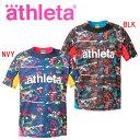 アスレタ/レディースウェア/プラシャツ/プラクティスシャツ 2018春夏NEW レディースプラクティスシャツ 08161