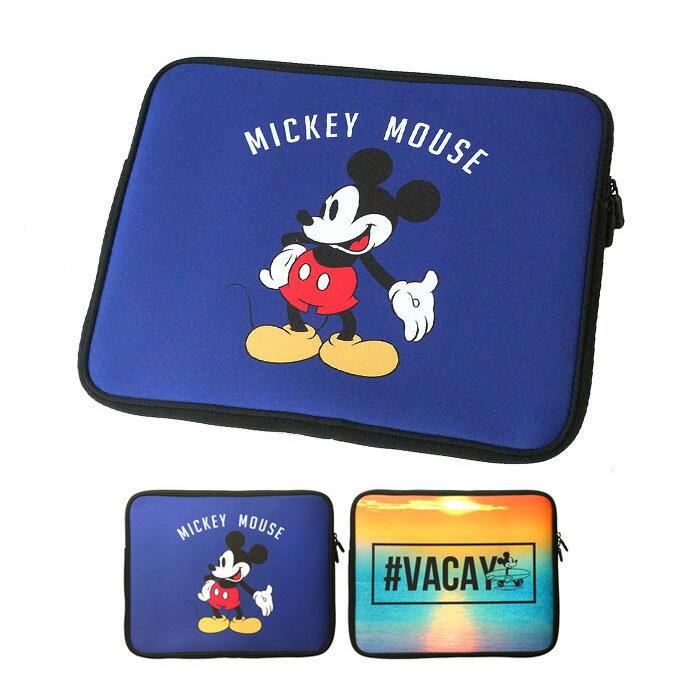 ディズニー ミッキーマウス インナーケース パソコンケース