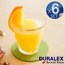 楽天アドキッチン[ セットでお得! 送料無料 ] デュラレックス ピカルディー 310mL 6個セット DURALEX タンブラー グラス