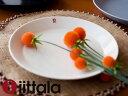 イッタラ ティーマ プレート 23cm ( 7245 ) < ホワイト > 【 iittala teema 皿 陶器 ラウンド カイフランク 食器 洋食器 ブラ...