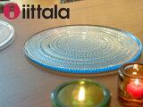 **iittala/イッタラ Kastehelmi カステヘルミ プレート31.5cm(5865)<ライトブルー>【アドキッチン】