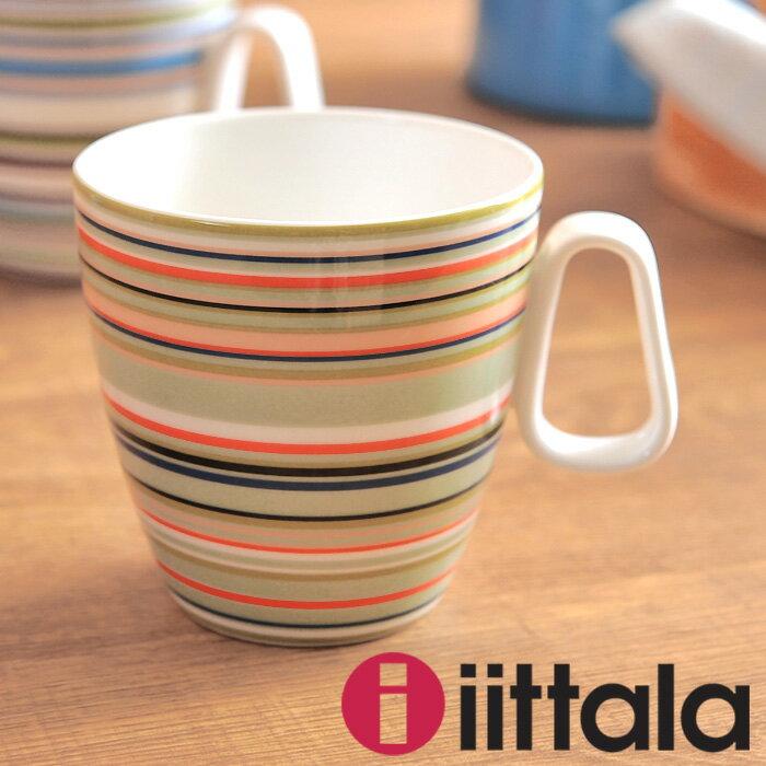 iittala/イッタラ Origo オリゴ マグ 400mL (取っ手付き) (018792)<グリーン>【アドキッチン】の写真