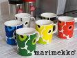 MARIMEKKO/マリメッコ Unikko Mug(ウニッコ マグ)【マグカップ】