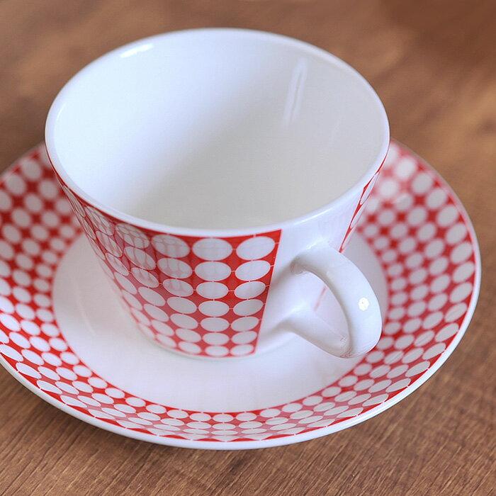 グスタフスベリ エヴァ コーヒーカップ&ソーサー...の商品画像