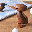 アーキテクトメイド ダック オブジェ ( 325 ) 【 ARCHITECTMADE Duck デンマーク 木製 】