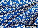 アルメダールス Almedahls 北欧 生地 ベラミ Belle Amie (30cm以上〜10cm単位で切り売り) <ブルー>