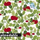 アルメダールス almedahls 北欧 コーティング生地 布 ファブリック アップル ( 86176-720 ) グリーン ( 30cm以上〜10cm単位で切り売り )