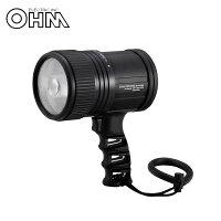 OHM LEDズーム 強力ライト LED-PY102ZK