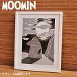 ムーミン ミニポスター < モラン > 【 moomin MOOMIN 北欧 PUTINKI プティンキ フィンランド 】