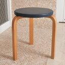 【 アンティーク 】 アルテック スツール 60 《 ビンテージ vintage ヴィンテージ 》 【 artek stool イス 椅子 3本脚 】
