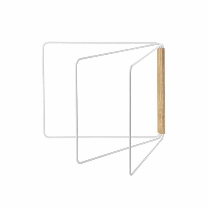 山崎実業 トスカ 折り畳み布巾ハンガー