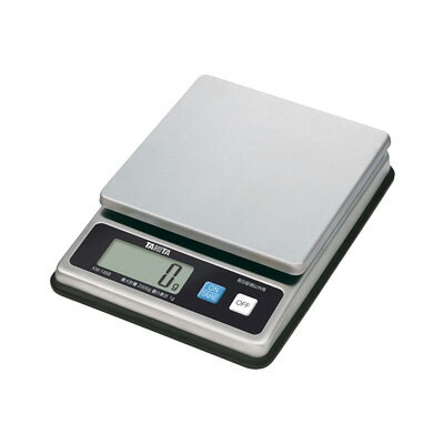 タニタ ステンレス デジタルスケール KW-1458 取引証明以外用