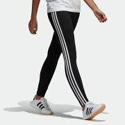 全品ポイント20倍 11/14 17:00〜11/16 16:59 【公式】アディダス adidas 3 STRIPES TIGHTS レディース CE2441 ウェア 綿 ポリウレタン シングルジャージー