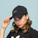 楽天adidas Online Shop 楽天市場店【公式】アディダス adidas プレミアム エッセンシャルズ グラフィック ベースボールキャップ オリジナルス レディース メンズ アクセサリー 帽子 キャップ 黒 ブラック FM1667
