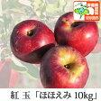 紅玉 こうぎょく ほほえみ(訳あり) 約10kg 県認証有り りんご リンゴ 訳あり 減農薬栽培 特別栽培農産物認証 青森 国産 認有り