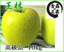 【青森りんご】豊かな香りと芳醇な香り青リンゴの王様 王林高級品 10kg