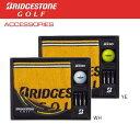 運動用品, 戶外用品 - BRIDGESTONE GOLF -ブリヂストン-B330 ボールギフト【G4B1R】(B330×1、ハンドタオル×1、ウッドティ×3)