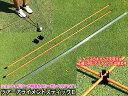 【あす楽】90度固定ガイドキャップ付◆パッティング練習に!ツアーアライメントスティックケース入