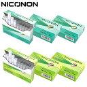 NICONON ニコノン 3箱 (1箱20本入) 喫煙補助 ...