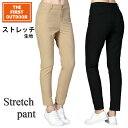 The First Outdoor ストレッチ パンツ TF...