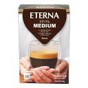 ネスプレッソ nespresso 互換 カプセルコーヒー アラビカ種 ETERNA エテルナ MEDIUM ミディアム 55359 10個×12箱セット(計120カプセル)