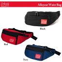 マンハッタンポーテージ Manhattan Portage 送料無料 アリーキャット ウェストバッグ ショルダーバッグ Alleycat Waist Bag MP1101