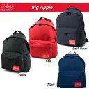 マンハッタンポーテージ Manhattan Portage 送料無料 ビッグアップル バックパック リュックサック デイパック Big Apple Backpack
