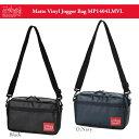 ショッピングマンハッタンポーテージ マンハッタンポーテージ ショルダーバッグ ジョガーバッグ 送料無料 Manhattan Portage Matte Vinyl Jogger Bag