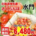 【26%OFF!!】【送料無料】北海道増毛町千果園産さくらん...