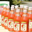 下川町からお届けする「超濃厚」トマトジュースをお届け!!トマトジュース・ふるさとの元気500ml×10本入【プレミアムセール】