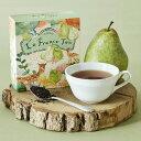 ラ・フランスティー【アフタヌーンティー・ティールーム】【紅茶 ティーバッグ ギフト 紅茶 ティーバッグ かわいい】