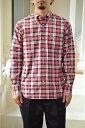 ショッピングSALE 【Scye/Scye BASICS メンズ】【セール40%off】Plaid Cotton Oxford B.D Collar Shirt/5120-31506*SL#GH*