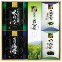 (送料無料 送料込)美味厳選 海苔・茶漬詰合せ GM-20 【ギフトセット/内祝い/出産内祝い/七