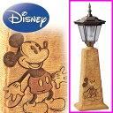 【送料無料】ディズニー ミッキーマウスのお洒落で可愛いソーラーライトガーデンライト ガーデニングソーラーライト SD-2133