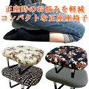 【送料無料】コンパクトで軽量な折りたたみ式正座座椅子【smtb-k】【ky】