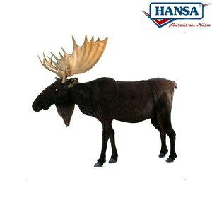 HANSA 5523 ヘラジカ235 全長:235cm MOOSE STANDING