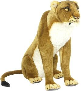 HANSA 6991 ライオン(メス)80 全長:80cm LIONESS SIT