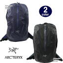 Arcteryx アークテリクス リュック バッグ 14467 アストリ19 Astri Backpack デイバッグ リュックサック バックパック 男女兼用 ag-839400