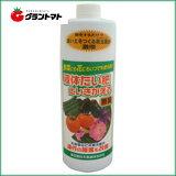 土いきかえる10〜20坪用 1L バイオ活性液体堆肥
