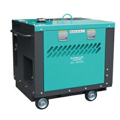 スーパー工業 高圧洗浄機 SEL-3010SS エンジン式高圧洗浄機 【代引不可】
