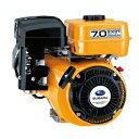 【送料無料★試運転済み】スバル 空冷4サイクル傾斜形単気筒OHC式ガソリンエンジン EX21D(7.0PS)