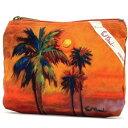 ショッピングかご カゴバック サンアンドサンド Sun 'n' Sand パーム トレジャーズ Palm Treasures ポーチ PB8230-6