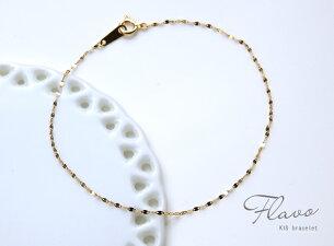 ゴールド ブレスレット フラーボ イエロー ホワイト プレゼント ランキング