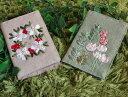 リボン刺繍が、可愛い『カードケース』お礼に プレゼント 誕生日祝い お土産に 雑貨